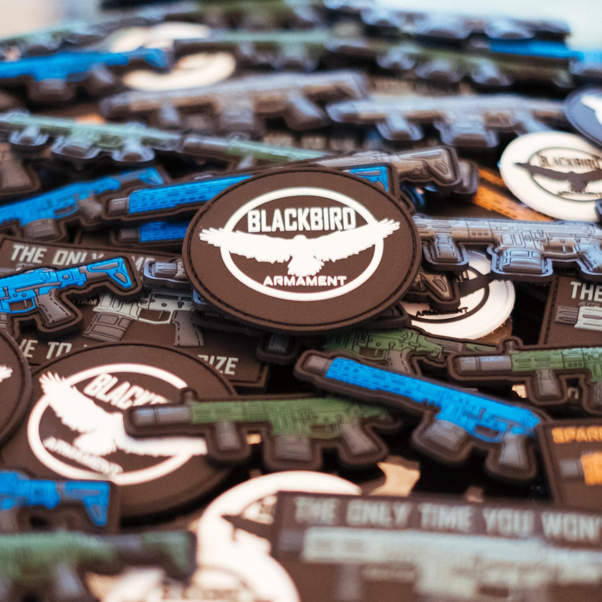 Blackbird patches